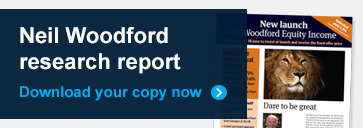 Neil Woodford research report - Download your copy now