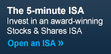 Open a Stocks & Shares ISA