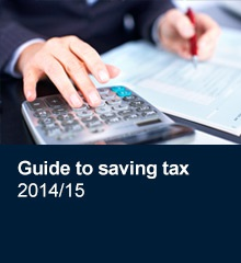 Guide to saving tax