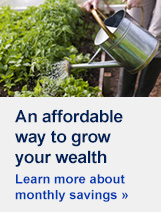 An affordable way to grow your wealth
