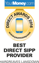 Your Money Best Direct SIPP Provider 2016