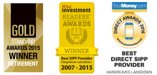 SIPP Pension Awards 2016