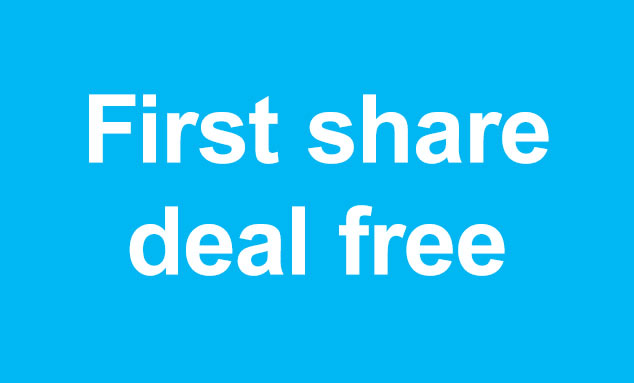 First share deal free