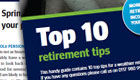Guide to Top 10 Retirement Tips