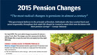 2015 pension changes factsheet