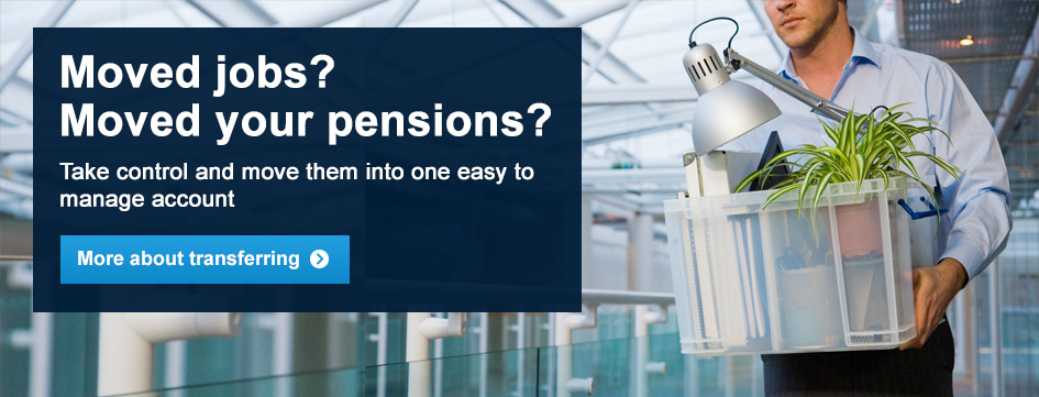 Transfer other pensions to a SIPP