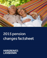Budget 2015 pension changes