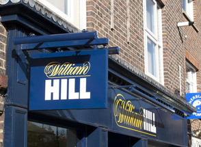 William Hill - Profits fall but dividend held