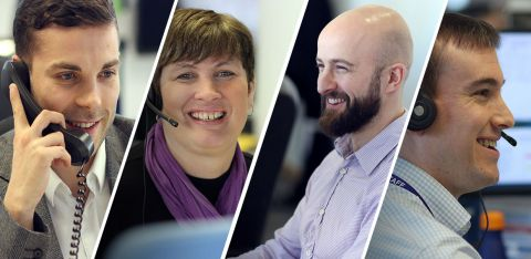 Meet the pensions helpdesk - the team who answer your transfer questions