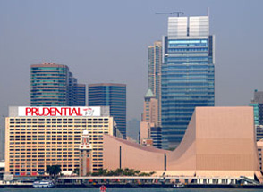 Prudential - Seventh year of double digit Asian growth