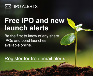 Free IPO and new launch alerts