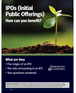 Guide to IPOs