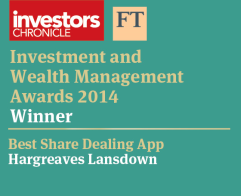 Investors chronicle award