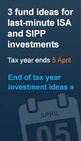 End of tax year investment ideas
