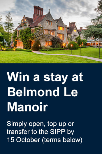 Win a stay at Belmond Le Manoir
