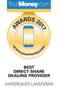 Best Direct Share Dealing Provider