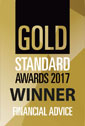Gold standard financial advice winner