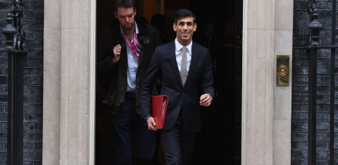 Rishi Sunak – who is the new chancellor?
