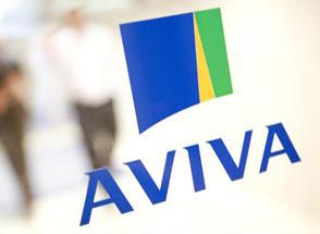 Aviva - dividend reset