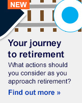 Your journey to retirement