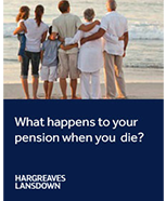 Pass your pension on