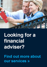 More about financial advice