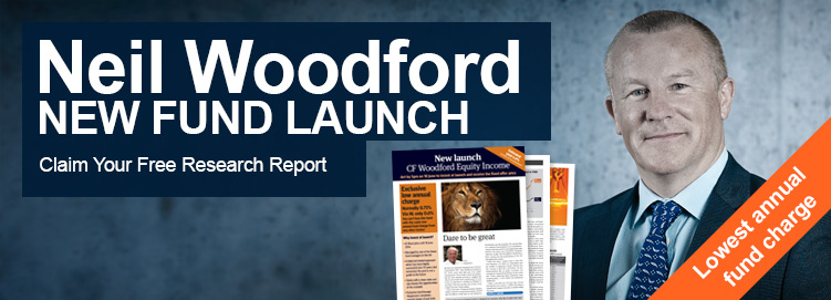 Neil Woodford's New Fund