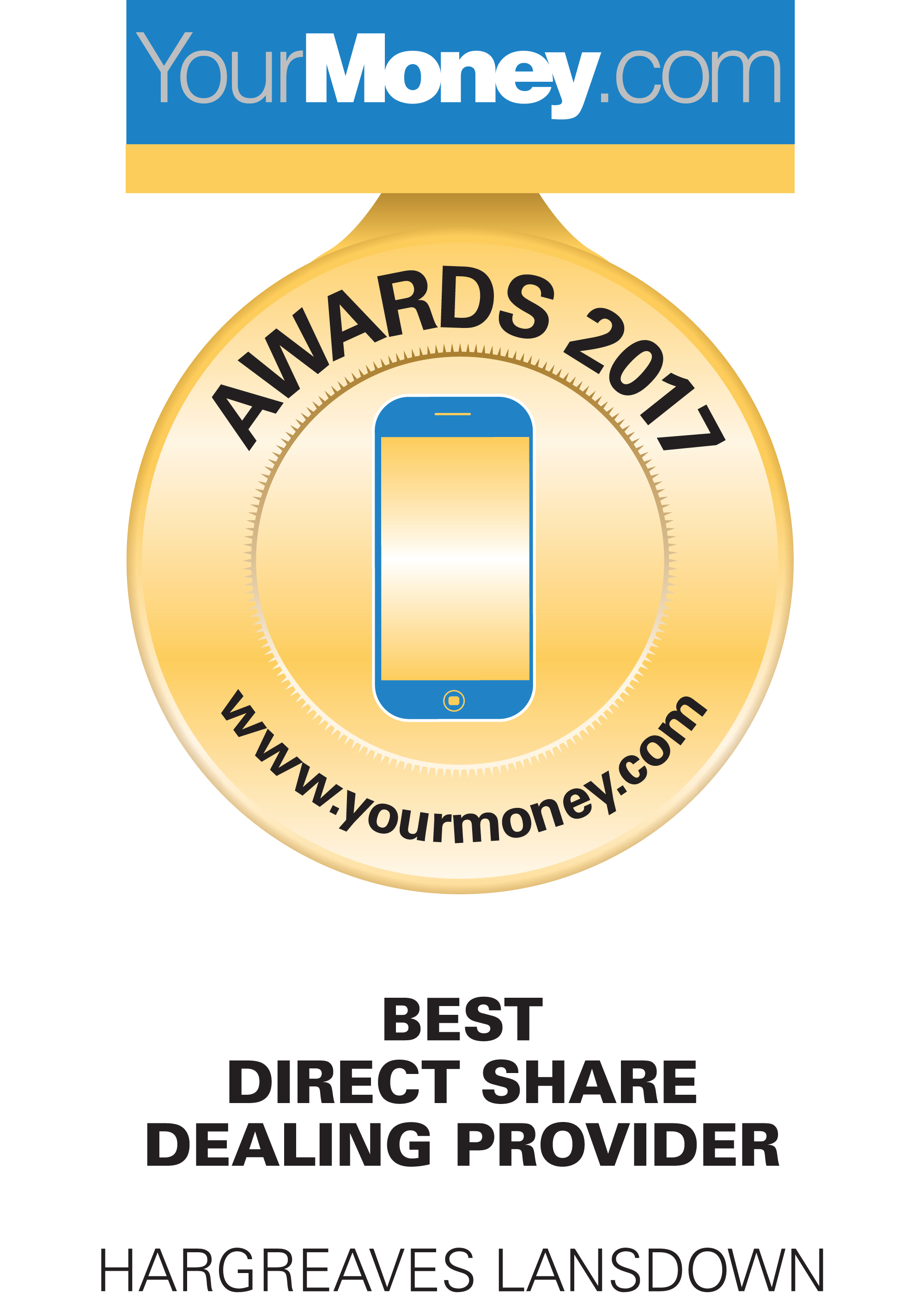 Best Direct Share Dealing Provider 2017