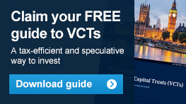 Claim your FREE guide to VCTs