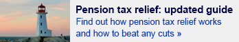 Pension tax relief: updated guide