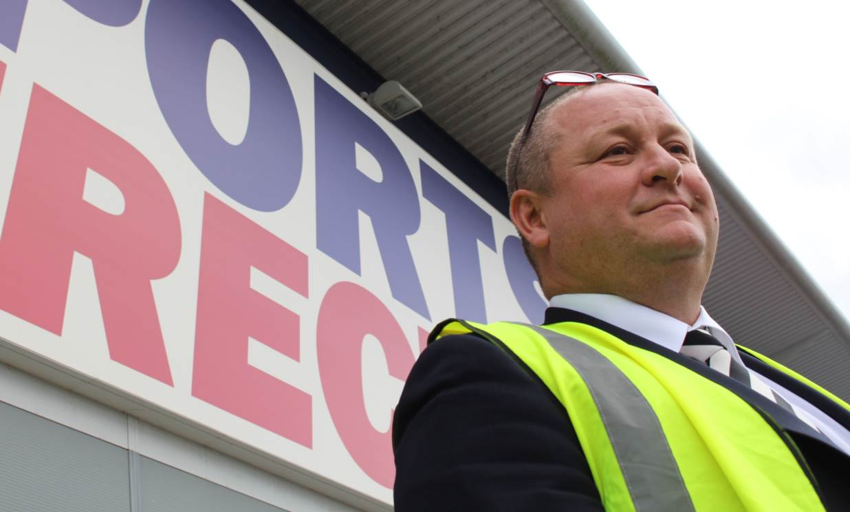 Mike Ashley ditches Patisserie Valerie bid after just 2 days