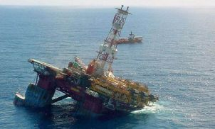 Taxpayers face multi-billion burden for dismantling of North Sea rigs