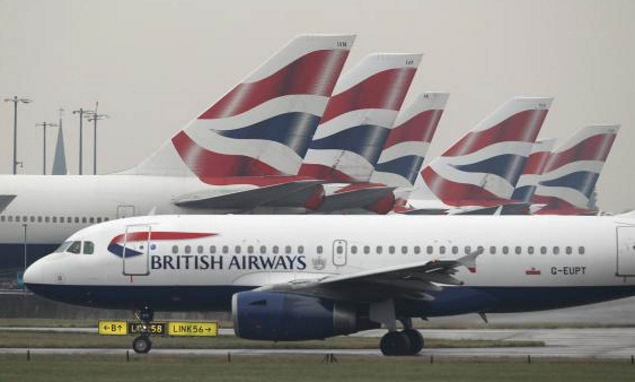 British Airways offers £400 sweetener as staff miss out on bonus