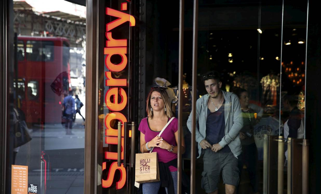 Battle for Superdry's soul rages after series of profit warnings