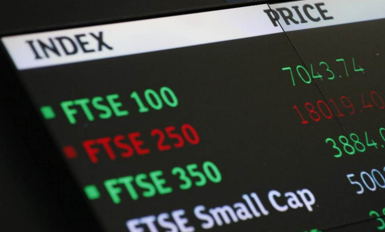 Strong gains from HSBC, miners help FTSE outpace Europe
