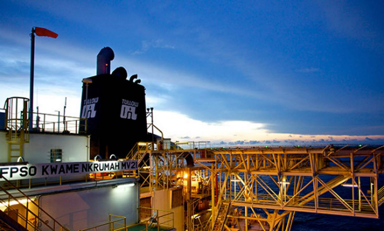 Tullow makes major oil discovery in Guyana