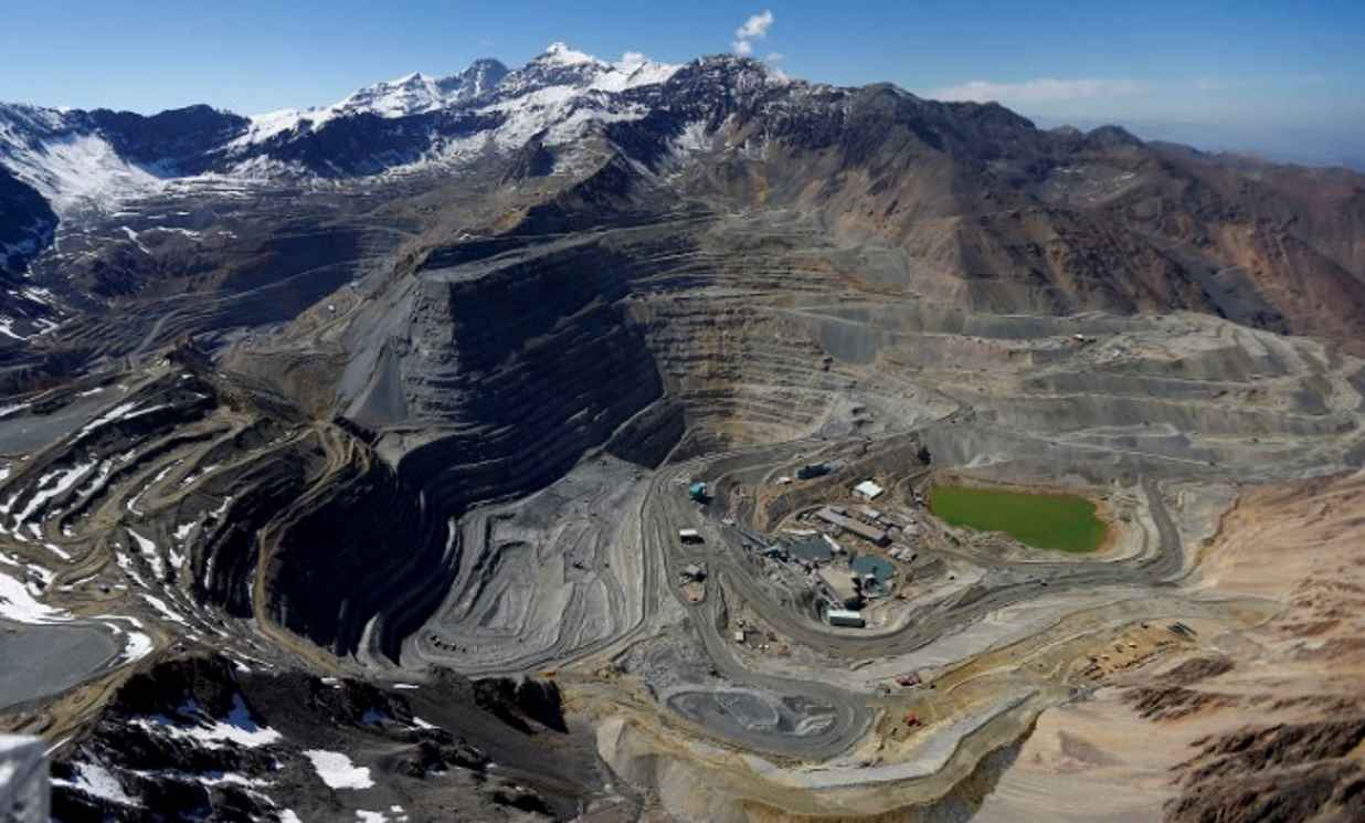 Anglo American betting on South America to grow base metal assets