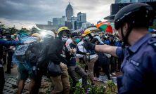 Protests cause Alibaba to postpone Hong Kong IPO