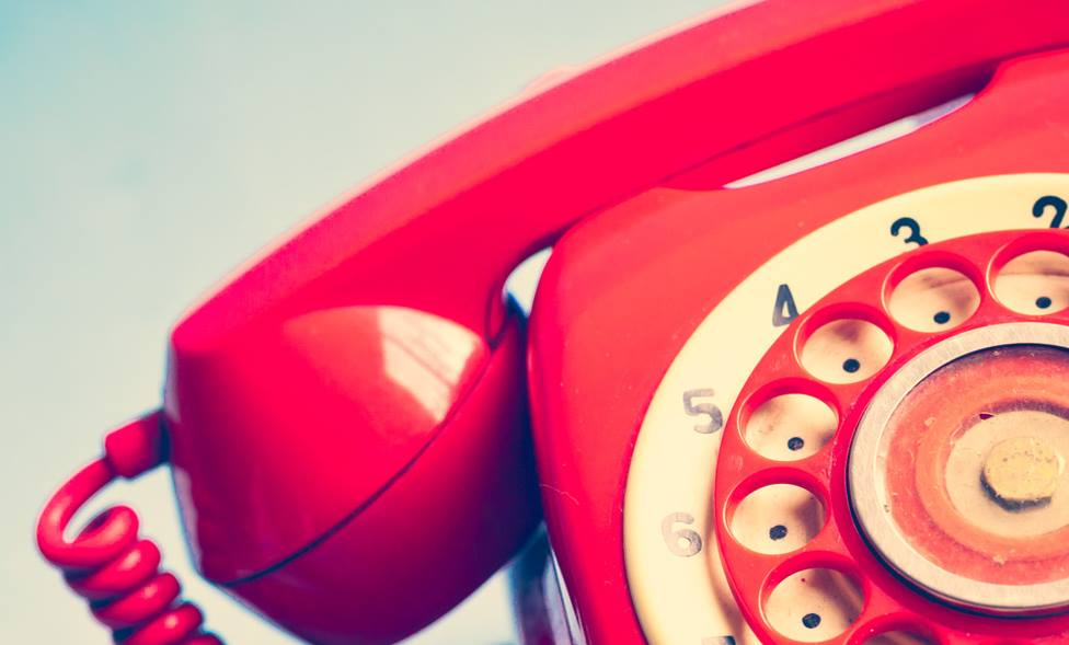 Transfer by telephone