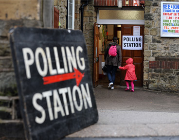 Election: potential winners and losers