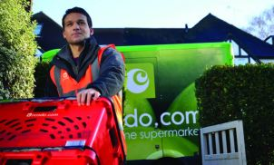 Ocado sales growth edges higher in latest quarter
