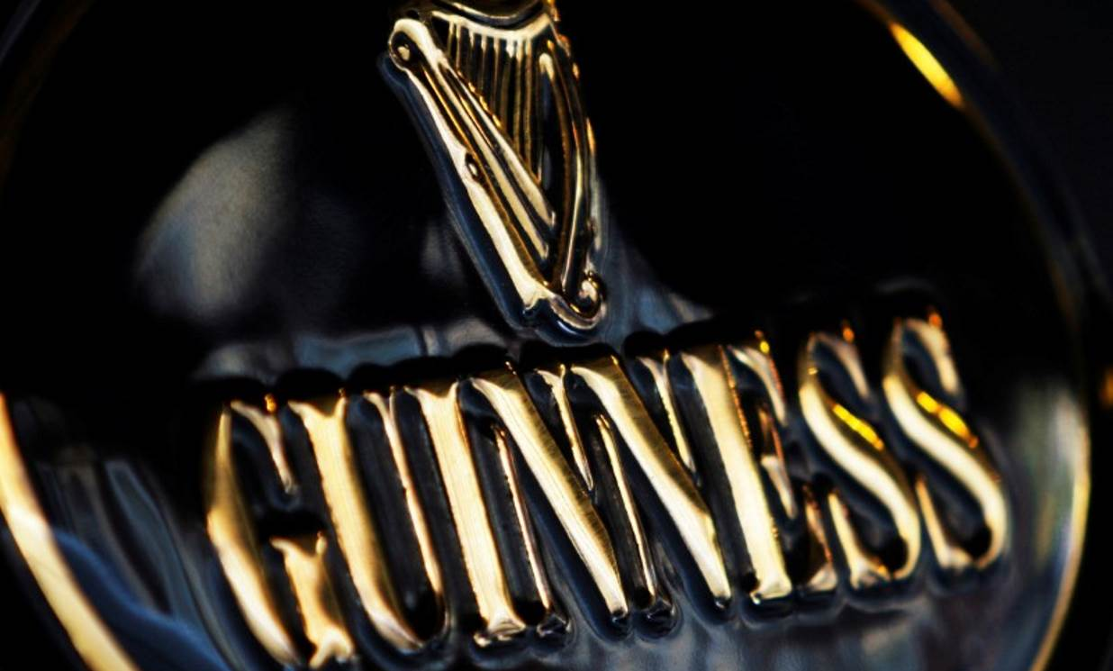 Diageo to remove plastic from Guinness multipacks