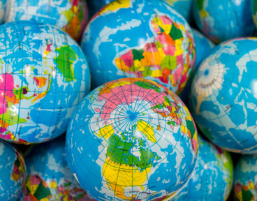 Why consider investing in overseas shares?