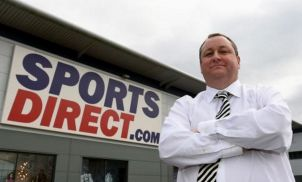 Sports Direct under attack from blue-chip City investors
