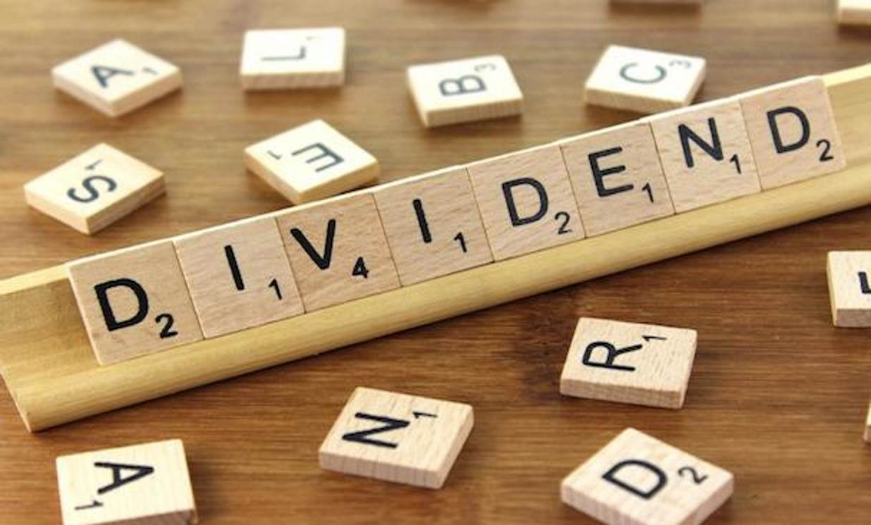 Dividend income for holders of UK shares jumps to record £19.7bn