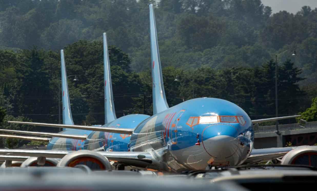 TUI blames Boeing 737 max crisis for summer earnings slump