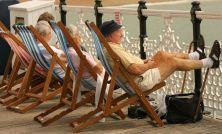 Should the state pension age be raised to 75?