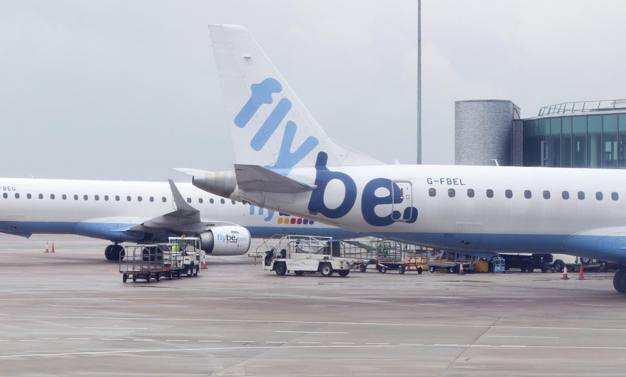 Flybe shareholders urged to accept Virgin Atlantic's £2.2m takeover offer