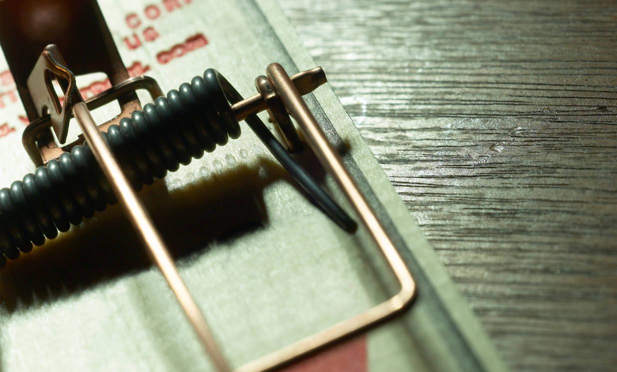 Hidden leverage can make 'dividend traps' harder to spot