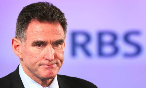 RBS made its 9th consecutive year of losses and says it won't make a profit until 2018